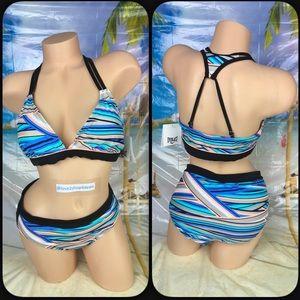 🆕Ⓜ️ Everlast Swim Bikini Swim Set